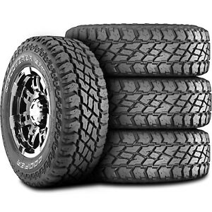 4 Cooper Discoverer S T Maxx Lt 285 70r17 121 118q E 10 Ply Mt M T Mud Tires