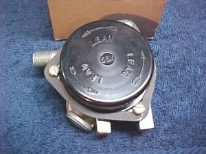 Nos 56 57 Ford Thunderbird Dual Quad Supercharge Complete Choke Assembly