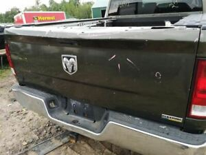 Trunk hatch tailgate Ram s Head Emblem Fits 12 17 Dodge 1500 Pickup 199861