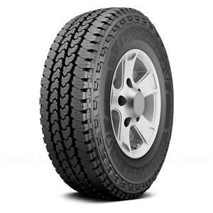 Firestone Transforce At2 Lt 265 75r16 123 120r E 10 Ply All Terrain A T Tire