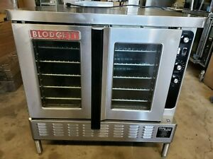 Blodgett Dfg 200 Commercial Natural Gas Convection Oven Deep Bakery Depth