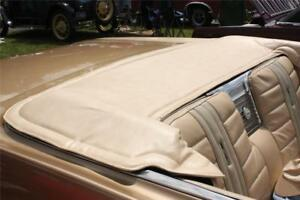 Ford Galaxie Convertible Top Boot 1965 1966 Made In North America