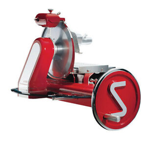 Eurodib Usa Anniversario 350 Manual Food Slicer