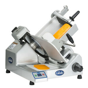 Globe S13 Electric Food Slicer
