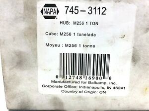Napa 745 3112 Lock Out Hub Parts Used For Ford Trucks Or Chevy Dodge