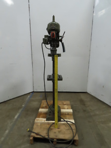 Walker Turner Vintage 15 Pedestal Floor Drill Press 115 230v 1 2hp 1ph