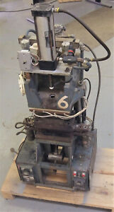 Benchtop tabletop Compression Molding Machine