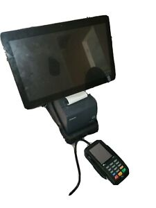 Elo Paypoint Esy15i1 Android All in one 15 Touch Screen Pos System untested
