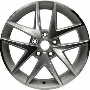 New 17 X 7 5 Replacement Wheel Rim For 2010 2011 2012 Ford Fusion