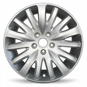 New 17 X 7 5 Replacement Wheel Rim 2010 2011 2012 Ford Fusion Mercury Milan