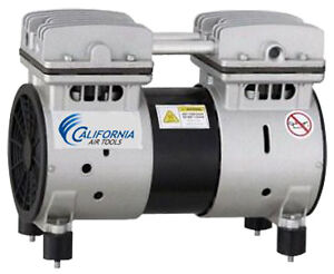 Ultra Quiet Oil free 3 4 Hp Air Compressor Motor Mp75 Free Shipping