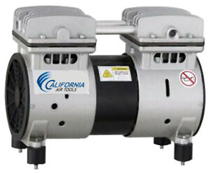 Ultra Quiet Oil free 1 0 Hp Air Compressor Motor Mp 100 Free Shipping