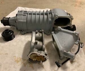 2007 2012 Ford Mustang Shelby Gt500 Cobra Supercharger