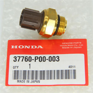 37760p00003 Radiator Cooling Fan Switch Fit For Acura Honda Accord Civic Cr V