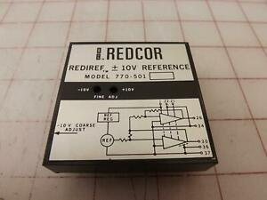 Redcor 770 501 Electronic Component T34188
