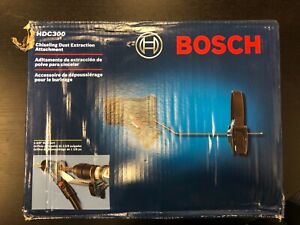New Bosch Hdc 300 Chiseling Extraction Attachment