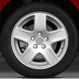 17x7 Factory Wheel bright Fine Silver For 2006 2007 Dodge Charger