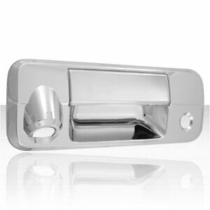 Tailgate Handle Cover For 2007 2010 Toyota Tundra Chrome