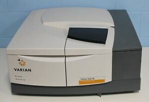 Varian Ft ir Spectrometer 640 ir Spectrophotometer Devices Spectrometer