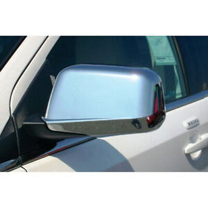 Chrome Side Mirror Covers Full For 2006 2010 Ford Edge