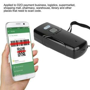 Bluetooth Usb Barcode Scanner Or Code Mini Portable Barcode Reader Scanner