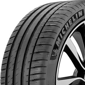 One New Michelin Pilot Sport 4 Suv 245 50r20 102v Performance Tire