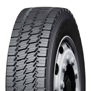 Evoluxx Edr202 225 70r19 5 Load G 14 Ply Drive Commercial Tire
