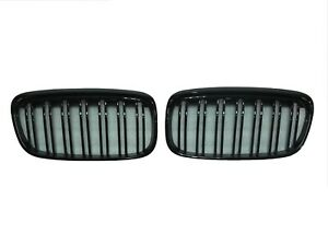 Grille M2 Style Painted Piano Gloss Black Front For 14 18 F45 F46 Active