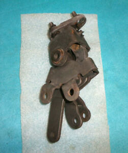 1966 68 Mopar A body Or B body Inland 4 speed Shifter Mechanism Clean Vgc Used