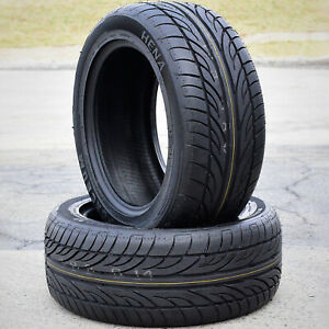 2 New Forceum Hena 205 55r15 88v A s Performance Tires