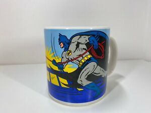 Vintage 1989 Applause Batman Coffee Mug
