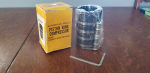 Piston Ring Compressor 1866 By Automotive Tools