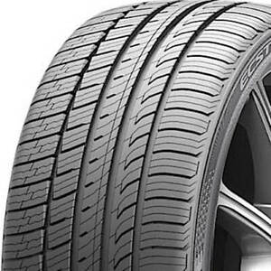 2 New 205 45r17 Kumho Ecsta Pa51 88v All Season Tires 2248393