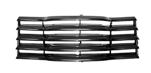 Chevy Pickup Truck Black Grille Assembly With Black Back 1947 1953