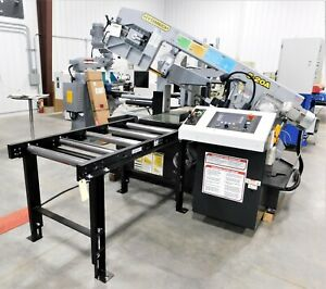 10259 New Hyd mech S20a Automatic Miter Bandsaw