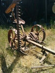 Mccormick deering No 7 Sickle Bar Mower