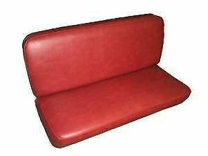 Willys Utility Pickup Seat Upholstery For Front Bench 1946 1962 Made In U S A