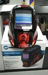 Miller Inferno Digital Elite Auto Darkening Welding Helmet 281003