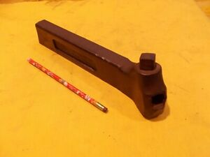 Engine Lathe Tool Holder Metal Turning Hss Bit Armstrong Usa No 5 l