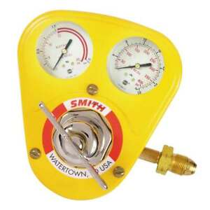 Miller Smith 40 15 510s Acetylene Heavy Duty Regulator With Hard Hat