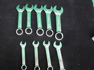Gearwrench 12 Point Stubby Combination Wrenches Metric
