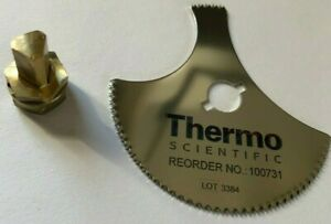 Lipshaw Thermo Large Sectioned 2 5 Inch Blade With Universal Brass Arbor