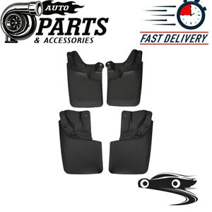 Mud Flaps Splash Front Rear Mud Flaps Flares For Toyota Tacoma 2016 Fit Toyota