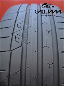 2 Tires Continental Extremecontact Sport Plus 215 40zr18 2154018 89y 52693