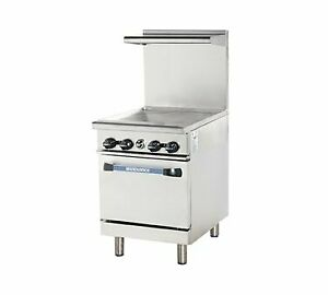 Turbo Air Tar 24g lp 24 Gas Restaurant Range