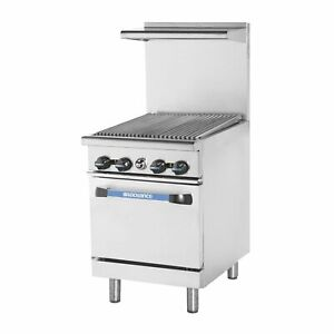 Turbo Air Tar 24rb lp 24 Gas Restaurant Range