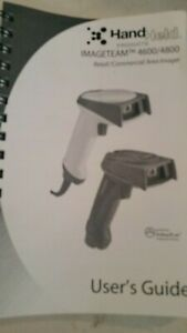 Hhp Handheld Products 4600 4800 Barcode Scanner User Guide