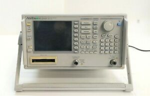 Anritsu Ms2661c Spectrum Analyzer Options 02 And 20 As Is