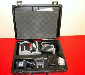 Brady Tls2200 Thermal Labeling System Printer Tested With Case
