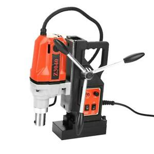 1100w Z3040 Metal Magnetic Drill Press Multi function Industrial 550rpm